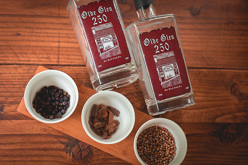 Glen bar gin-Donegal Food TOurs