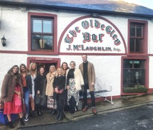 Olde Glen Bar Gin Tour-Donegal Food TOurs