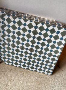 floor tiles-Donegal Food TOurs