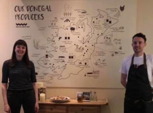 Lemon Tree Producers Map-Donegal Food TOurs