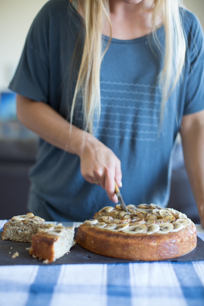 banana and coconut cake finn-Donegal Food TOurs