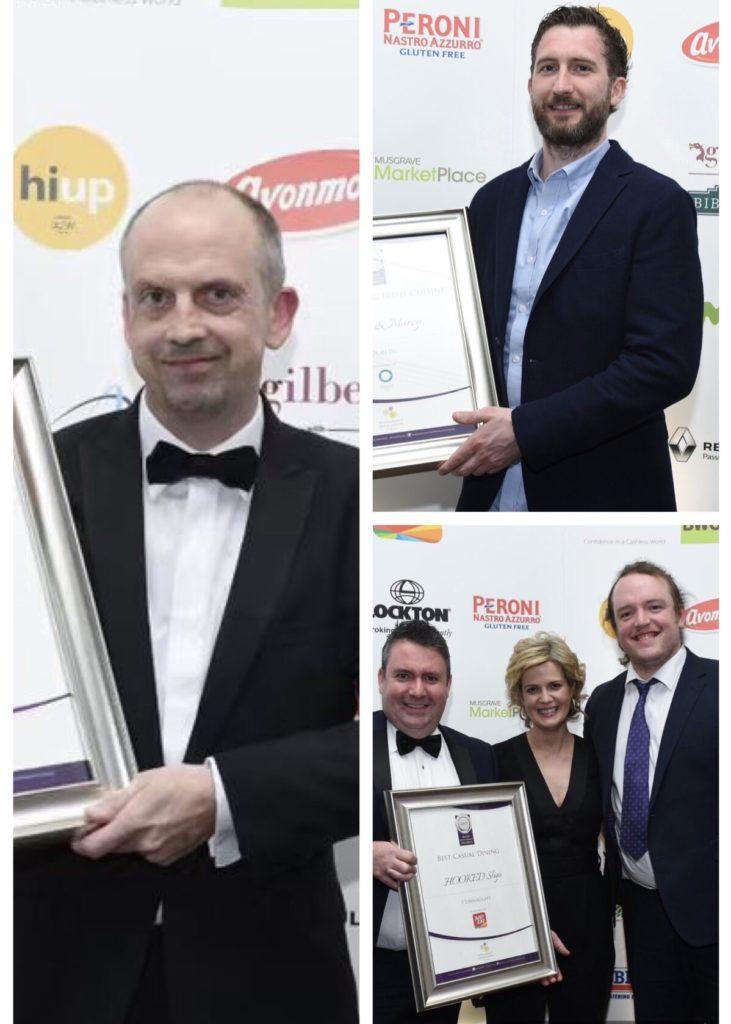 Irish Restaurant Awards 19-Donegal Food TOurs