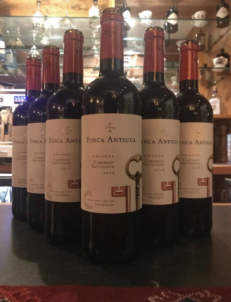 Finca Antigua   Cabernet Sauvignon-Donegal Food TOurs