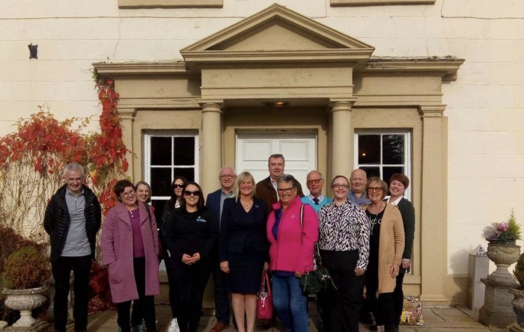 Limavady Business Owners Visit CastleGrove Country House on their Donegal Food Tour-Donegal Food TOurs