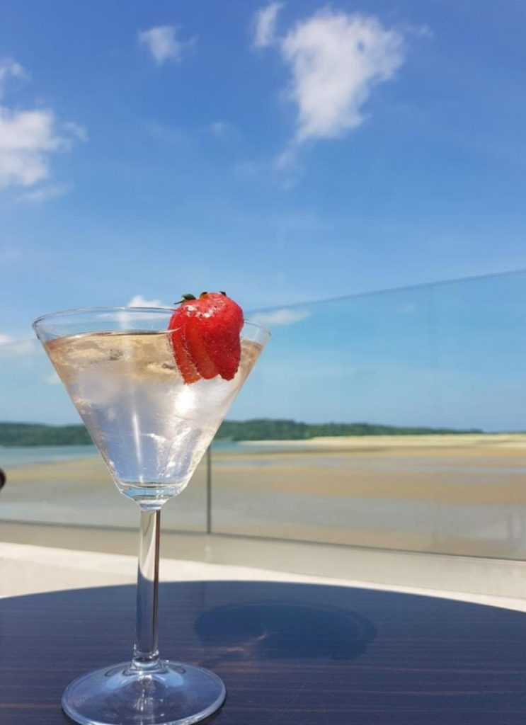 cocktails at hooked-Donegal Food TOurs