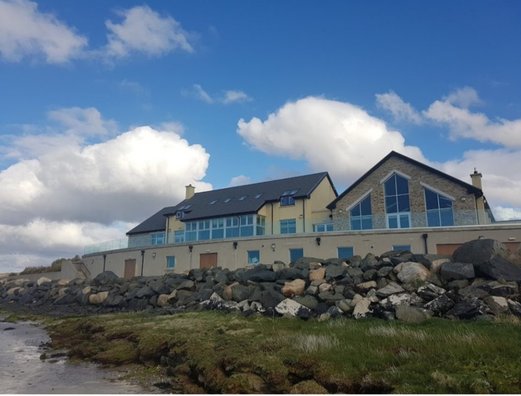 outside hooked at the boardwalk-Donegal Food TOurs