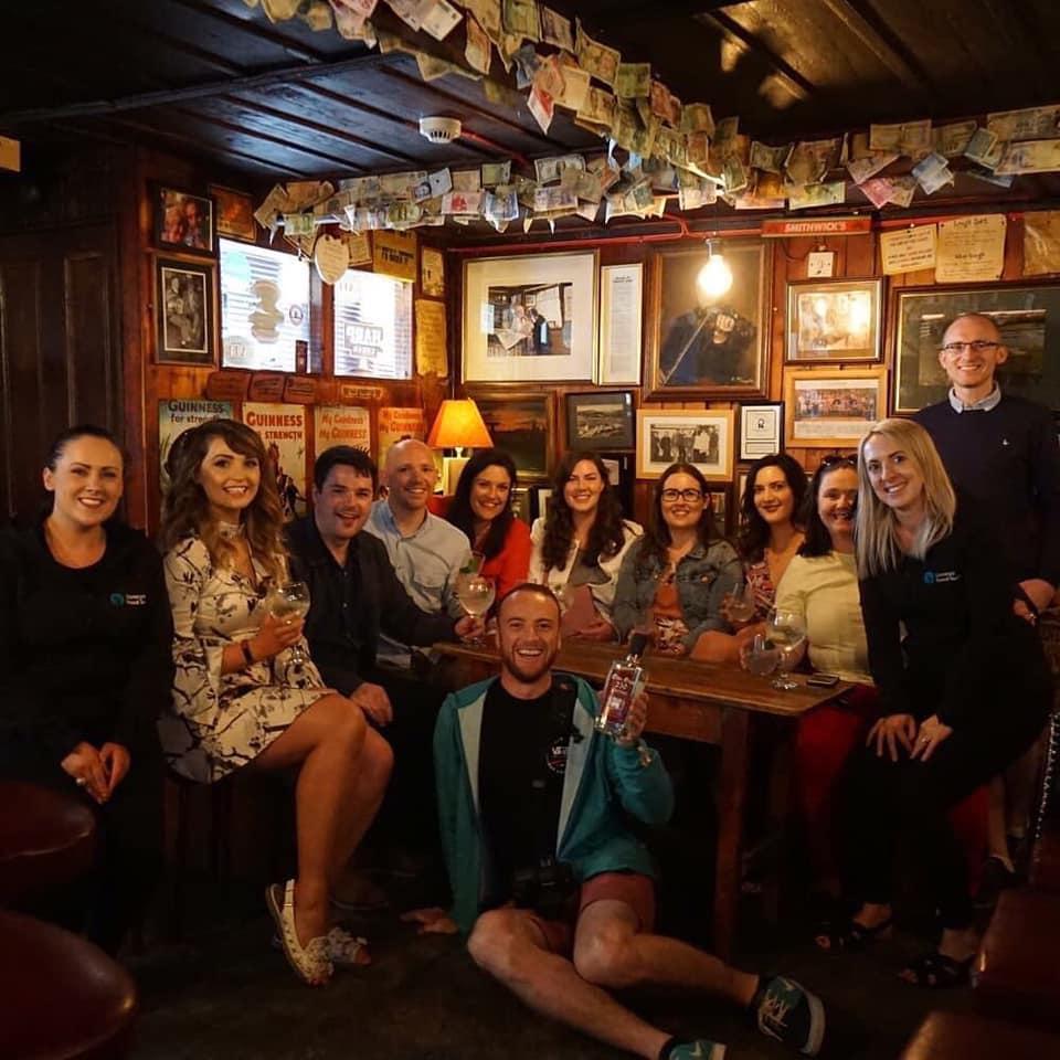 Taste the North at The Olde Glen Bar-Donegal Food TOurs