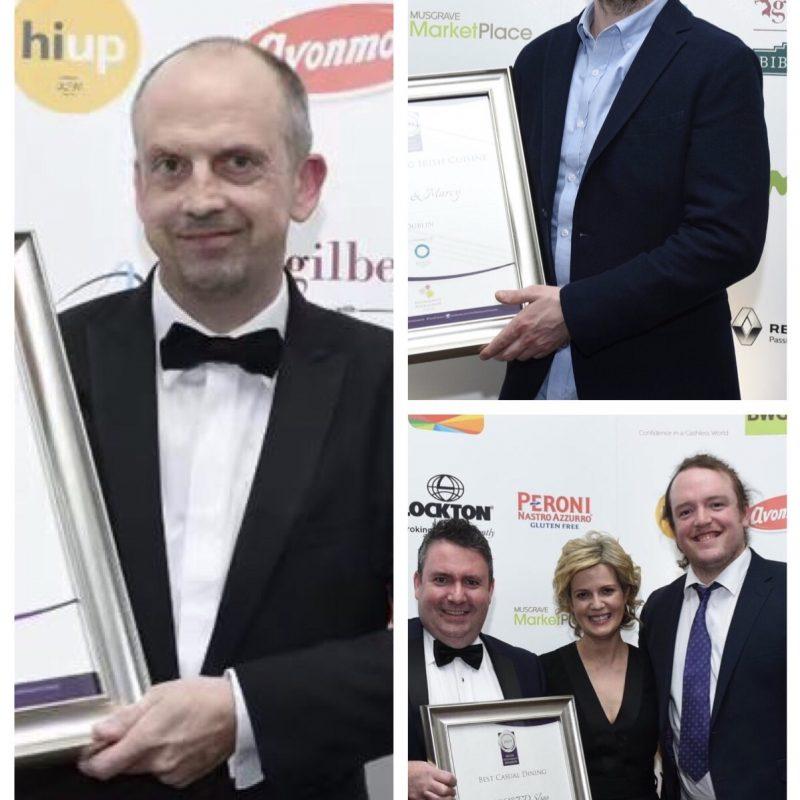 Irish Restaurant Awards '19