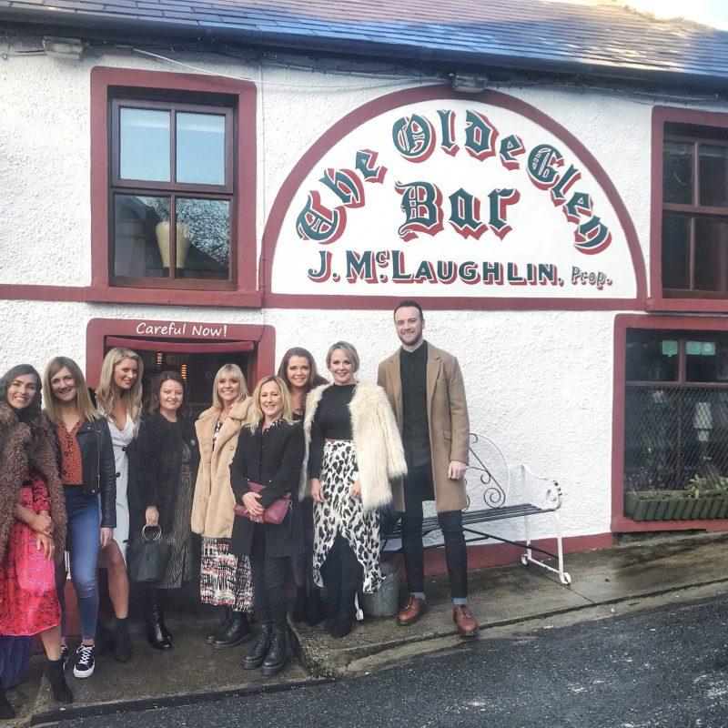 Olde Glen Bar Gin Tour
